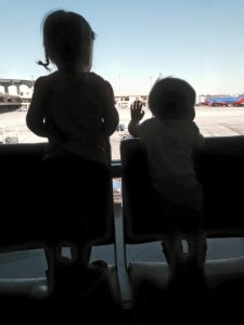 top 5 tips for traveling with a little one